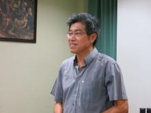 Rev Dr Lu Chen Tiong | 卢臻长牧师