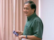 Rev Dr Tie King Tai | 池金代牧师