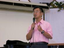Rev Ting Huat Ung | 陈发文牧师