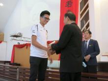 Moh Heng Feng, Martin