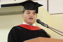 Graduates' Response | 毕业生致词