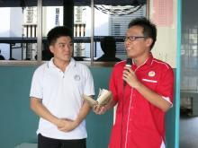 Speech from Class Representative