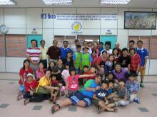 2015 Brunei Visitors | 汶莱福音社拜访