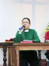 杨夜玲牧师 | Rev Yiong Yai Ling