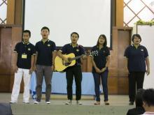 STMS Iban Choir