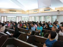 Congregration