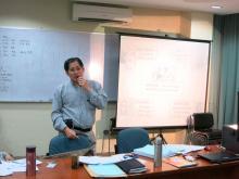 Rev Dr Ling Tung Kiing
