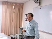 Rev Dr Tie King Tai