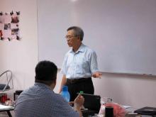 Rev Wayne Leung | 梁永强牧师