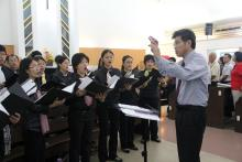 Opening Service: MTS Choir