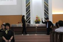 Opening Service: Dance