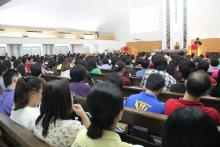 Opening Service: Congregation