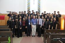 Opening Service: Group Photo