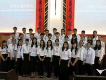 25th STMS Chinese Students(Aaron)
