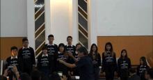 English STMS Choir