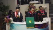 会长池金代博士证道Sermon by SCAC President Rev. Dr. Tie King Tai