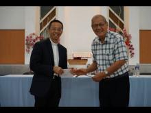 Rev. Ling Tou Shun