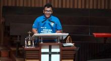 Vote of Thanks Lionel Jong Nyuk Feng
